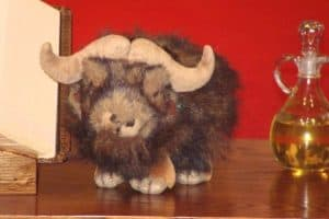 The Story Behind the Mighty Musk Ox Prayer Warrior Princess Brigade